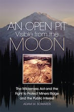 An Open Pit Visible from the Moon